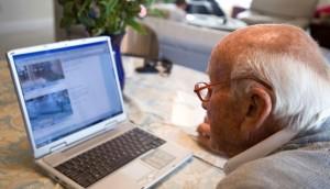 Lokale Online-Gemeinschaften älterer Menschen