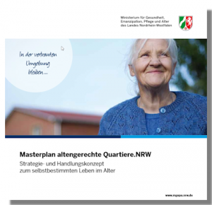 Cover Masterplan altengerechte Quartiere