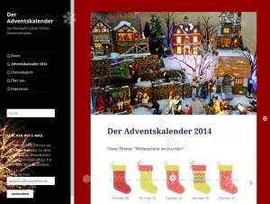 Adventkalender des Netzwerk LokOG