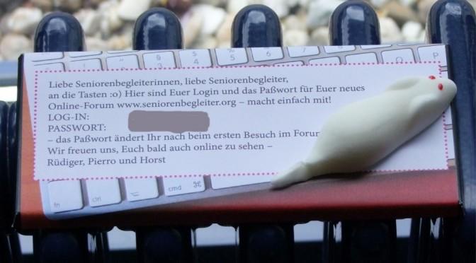 Tastatur-Schokolade-Maus