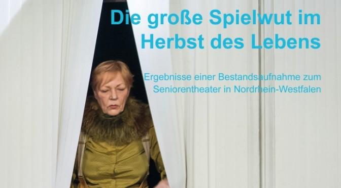 Bestandsaufnahme Seniorentheater