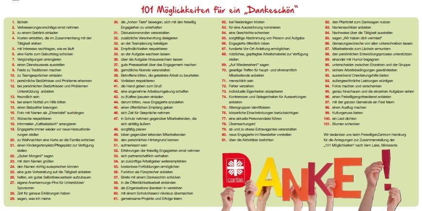caritas osnabrück danke