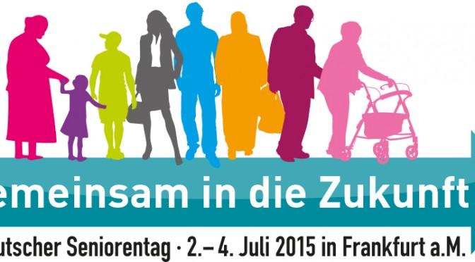 Logo 11. Deutscher Seniorentag