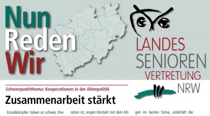 Cover Nun Reden Wir Ausgabe 93
