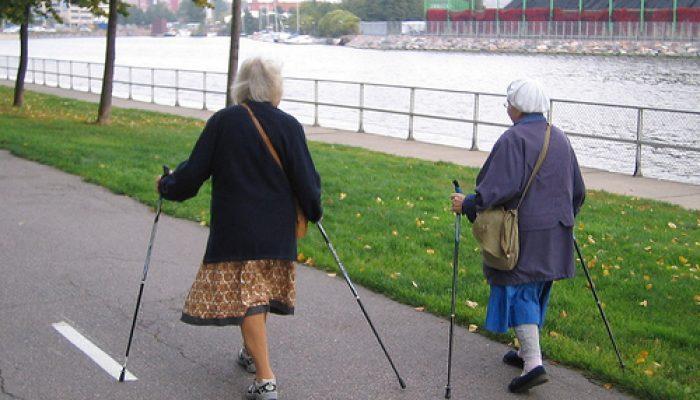 Modul des Monats November:  Seniorinnen- und Seniorenturnen