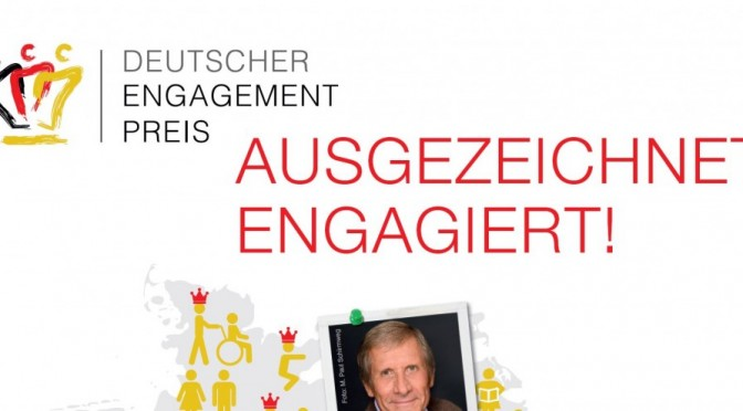 Plakat Engagementpreis 2016