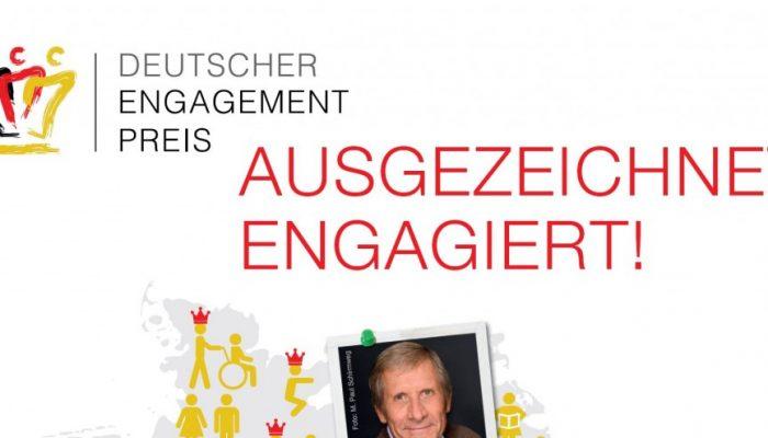 Deutscher Engagementpreis 2016