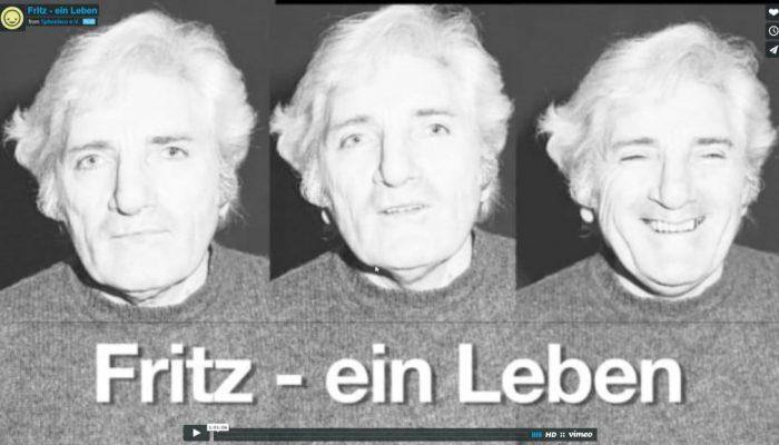 """Film-Projekt: """"Fritz – ein Leben"""""""