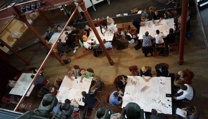 "Rückblick Symposium ""Lebensqualität im Quartier"" 2016"
