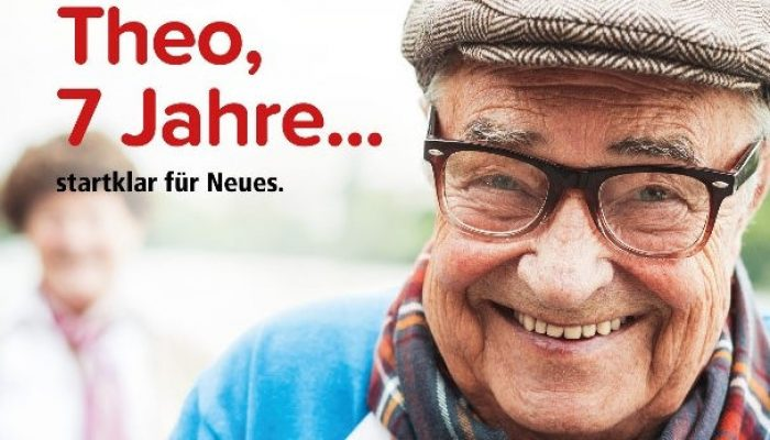 """Neuer Aktionsstand """"Stark bleiben"""" für Seniorenmessen, Gesundheitstage, u.a. ab sofort buchbar"""