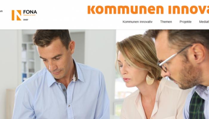 Portal »Kommunen innovativ«