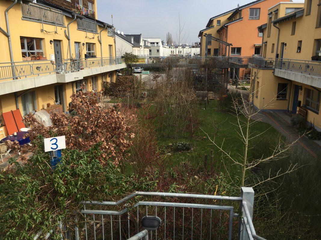 Mehrgenerationen-Wohnprojekt Amaryllis eG in Bonn